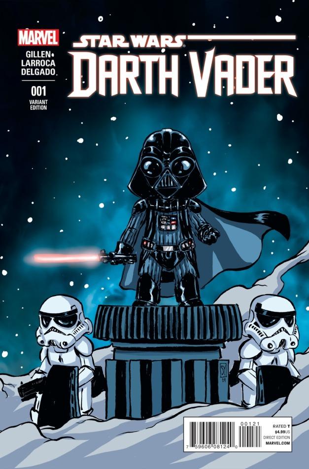 Star Wars Darth Vader #1 Cover 3