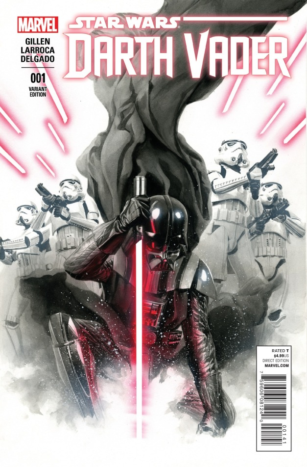 Star Wars Darth Vader #1 Cover 4