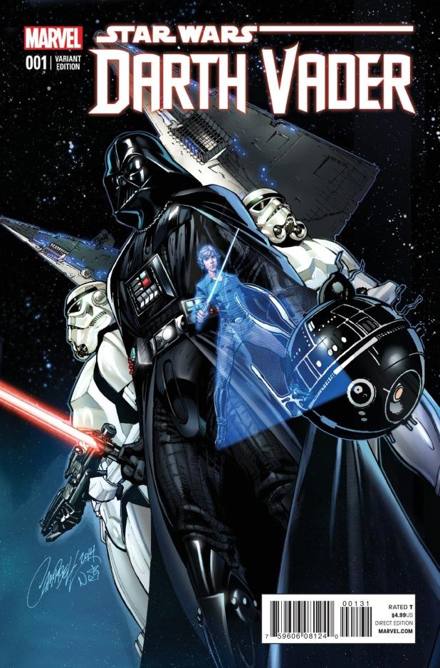 Star Wars Darth Vader #1 Cover 6