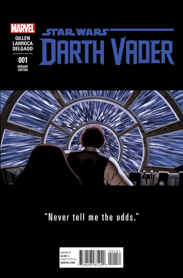 Star Wars Darth Vader #1 Cover 7