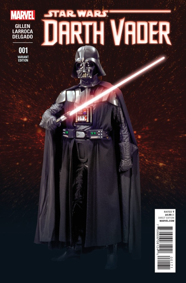 Star Wars Darth Vader #1 Cover 9