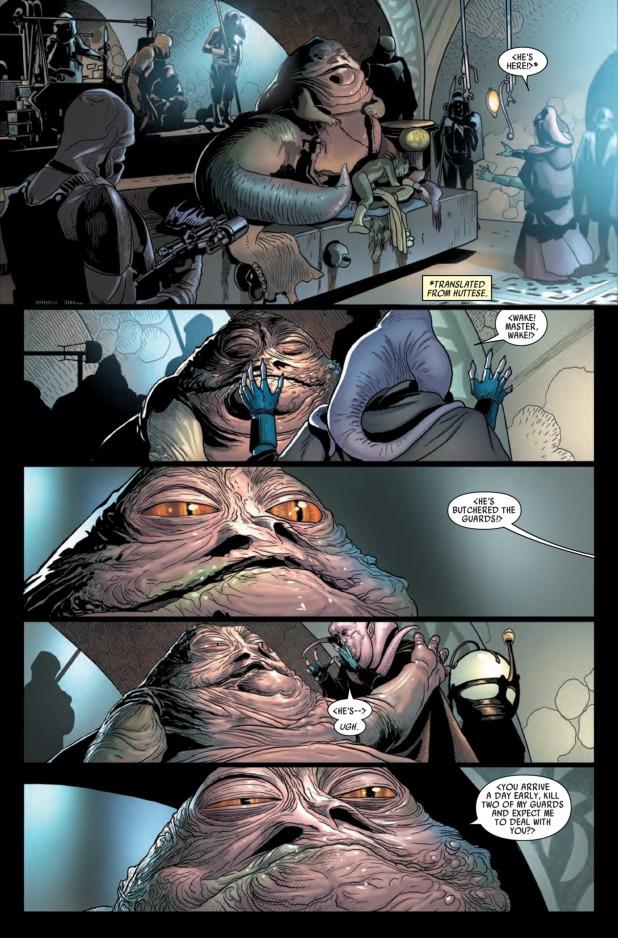 Star Wars Darth Vader #1 Page 4