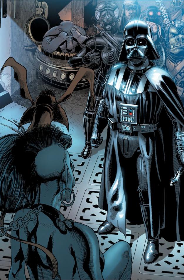 Star Wars Darth Vader #1 Page 5
