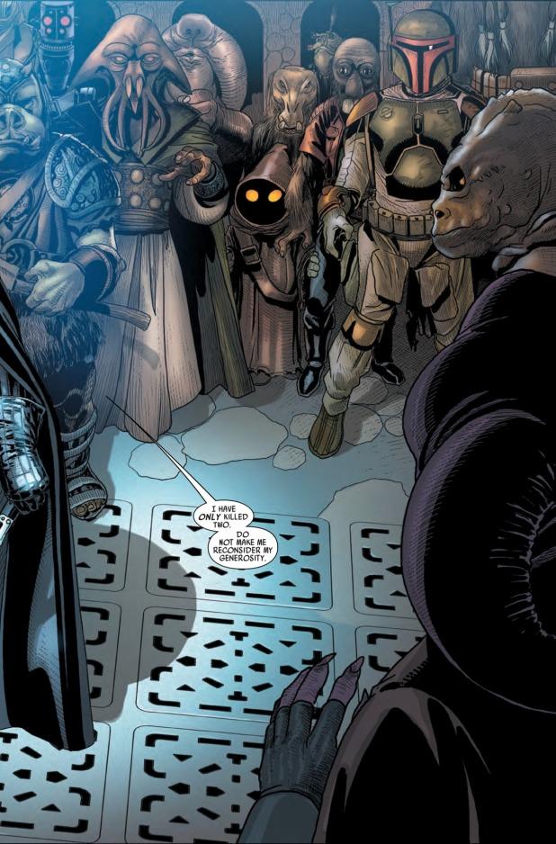 Star Wars Darth Vader #1 Page 6