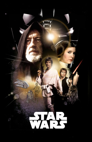Star Wars Poster Image New Hope