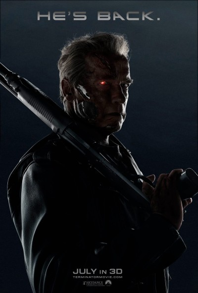 Terminator Genisys Poster #2