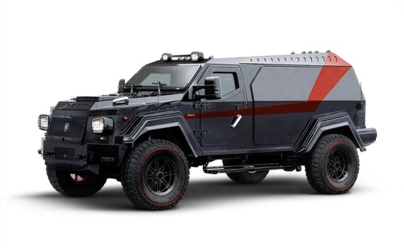 A-Team 2 Concept Vehicle