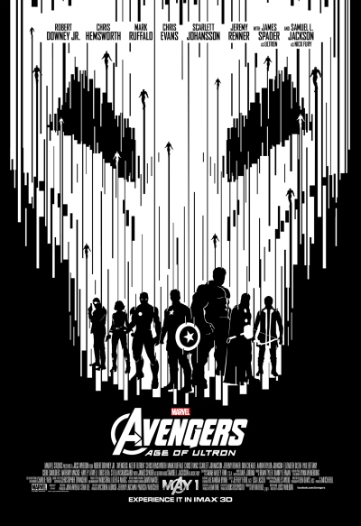 Avengers Age of Ultron Imax Poster #2