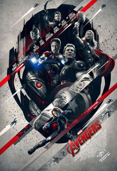 Avengers Age of Ultron Imax Poster #3