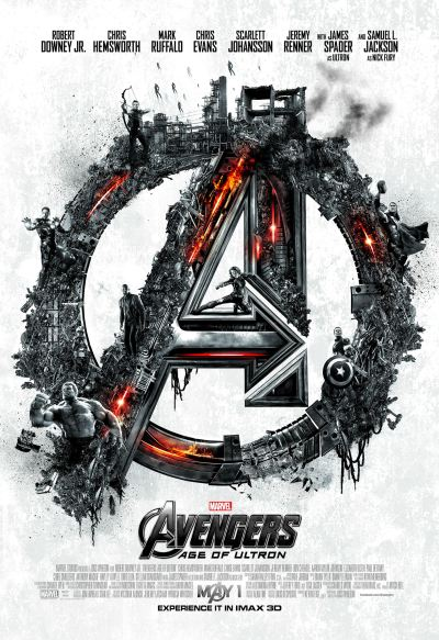 Avengers Age of Ultron Imax Poster #4