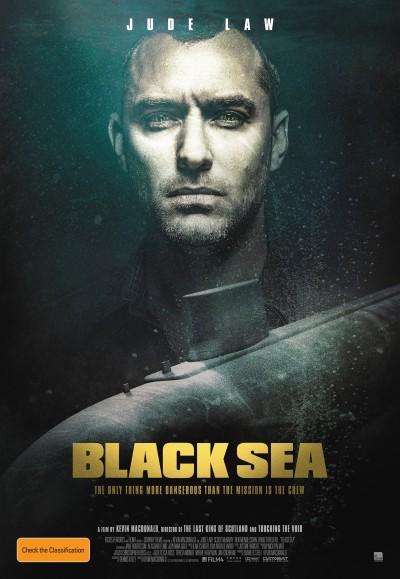 Black Sea Poster #4
