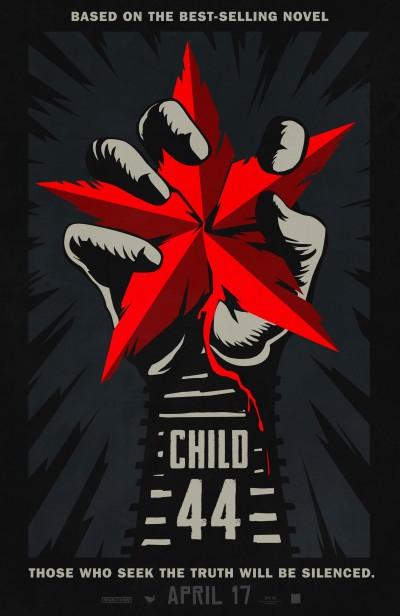 Child 44 Poster #2