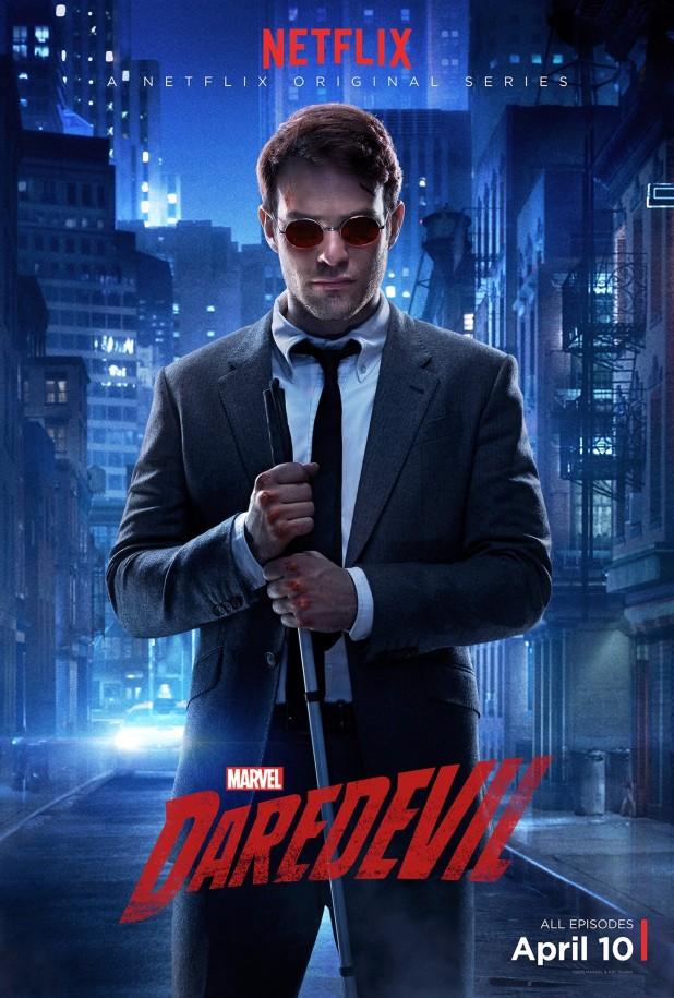 Daredevil Poster #4