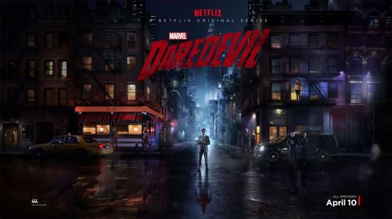 Daredevil Poster #9