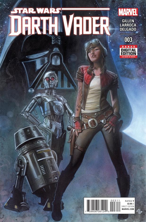 Darth Vader #3 Cover 1