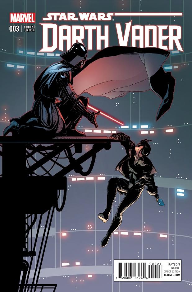 Darth Vader #3 Cover 2