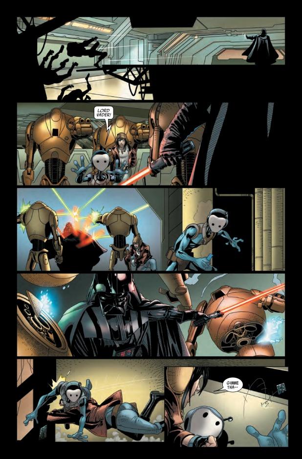 Darth Vader #3 Page 2