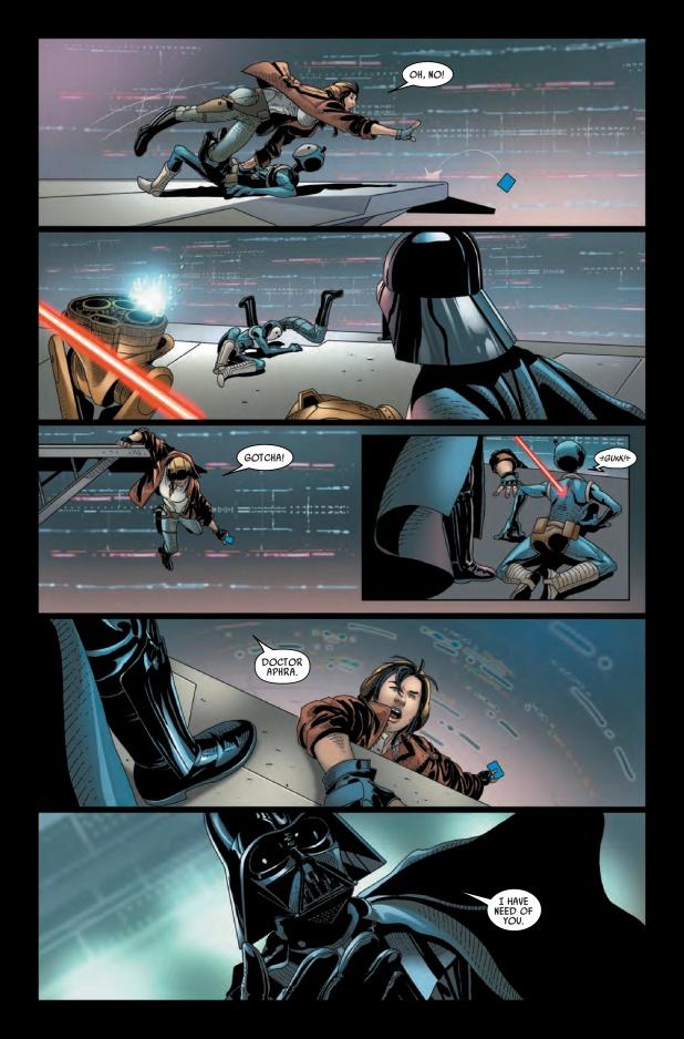 Darth Vader #3 Page 3