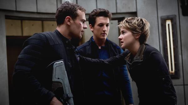 Divergent Image #1