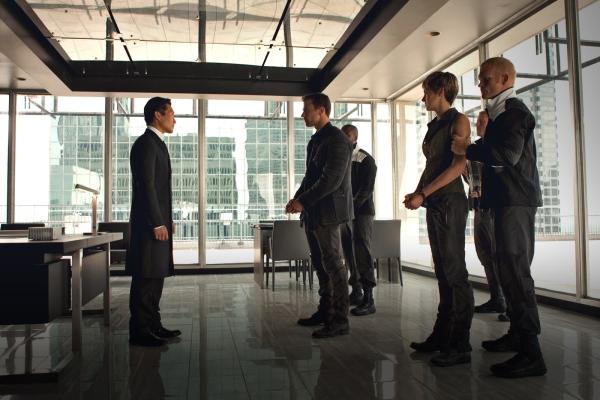 Divergent Image #3