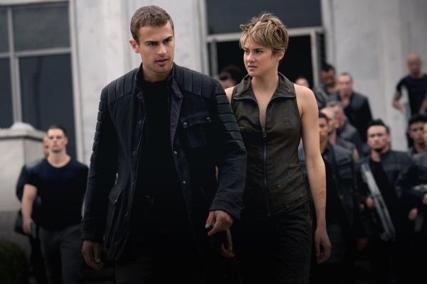 Divergent Image #5