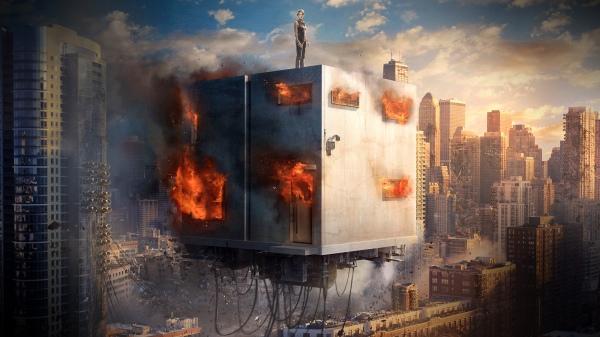 Divergent Image #9