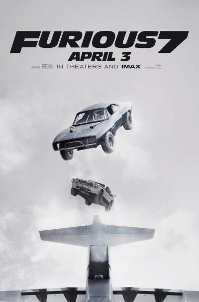 Furious 7 Poster #5