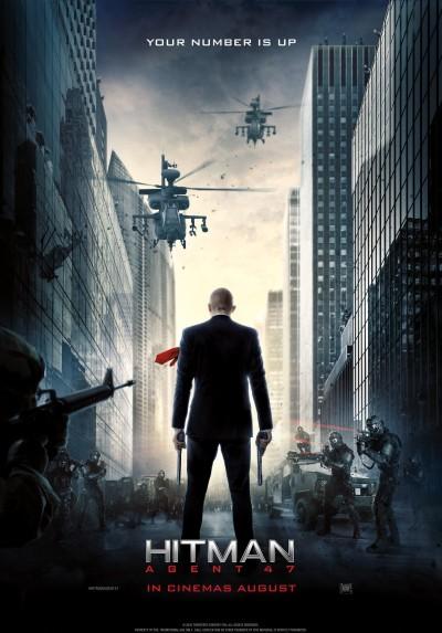 Hitman Agent 47 Poster #2