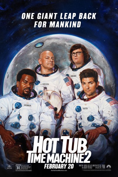 Hot Tub Time Machine 2 Poster #5