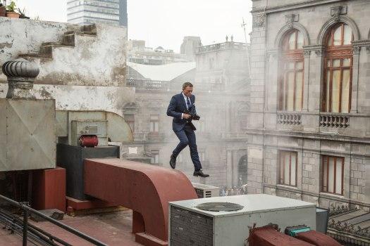 James Bond Spectre Image 007 A