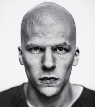 Jesse Eisenberg as Lex Luthor