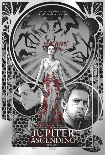 Jupiter Ascending Poster #10