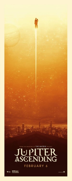 Jupiter Ascending Poster #8