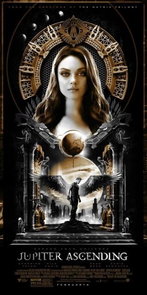 Jupiter Ascending Poster #9