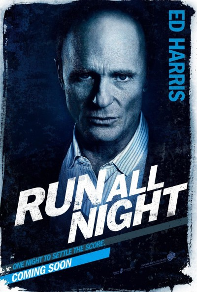 Run All Night Poster #4