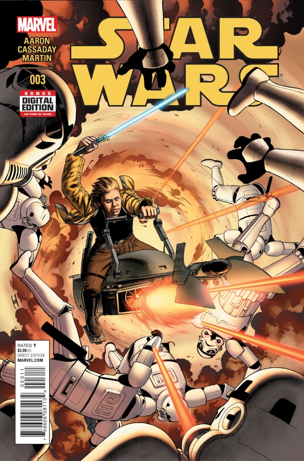Star Wars #3 Cover 1