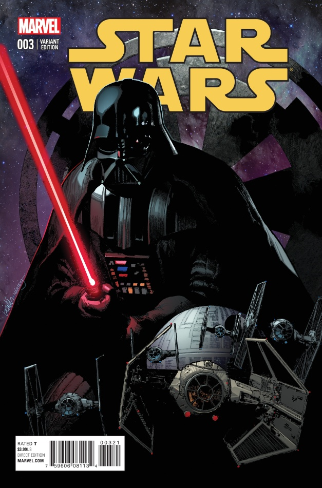 Star Wars #3 Cover 2