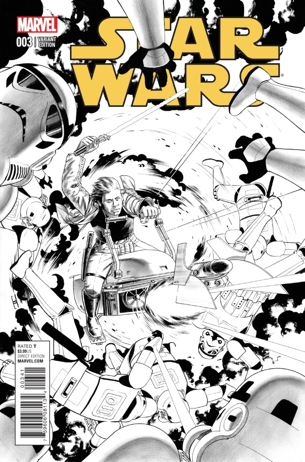 Star Wars #3 Cover 3