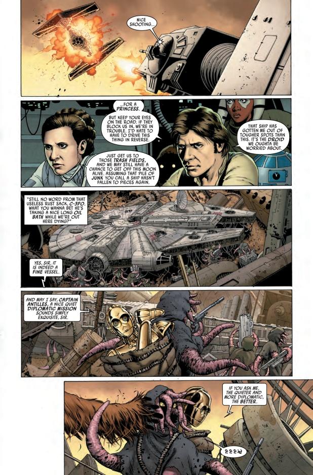 Star Wars #3 Page 3