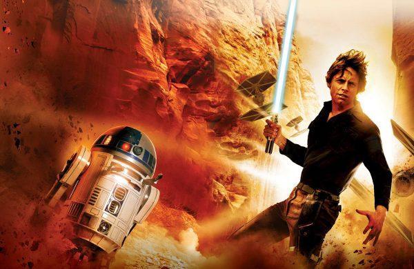 Star Wars Heir to the Jedi Image