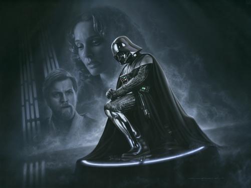 Star Wars Vader Memories