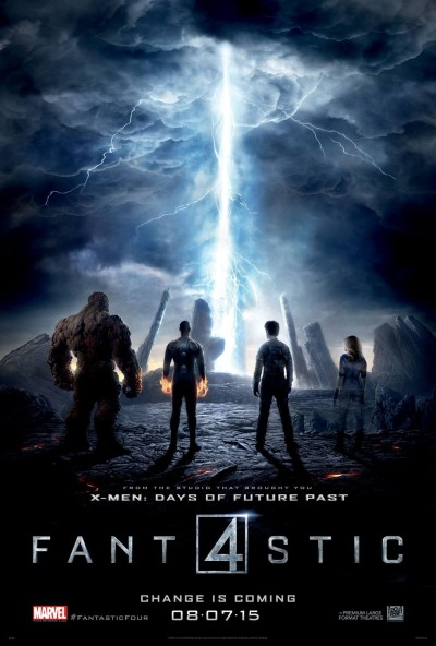 The Fantastic Four Poster #2