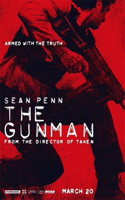 The Gunman Poster #3