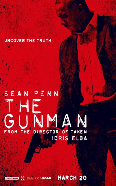 The Gunman Poster #4
