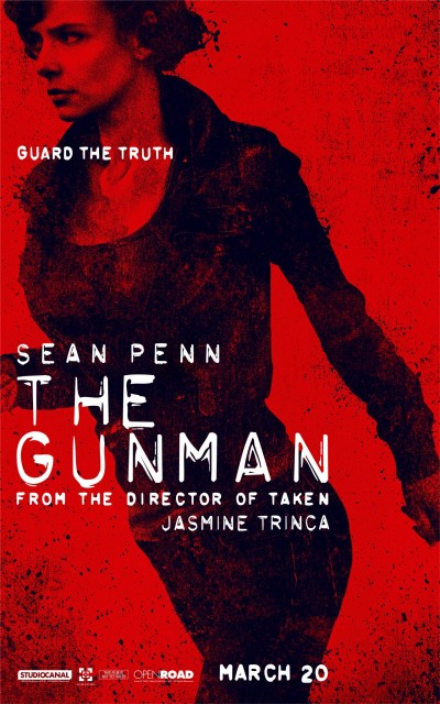 The Gunman Poster #5