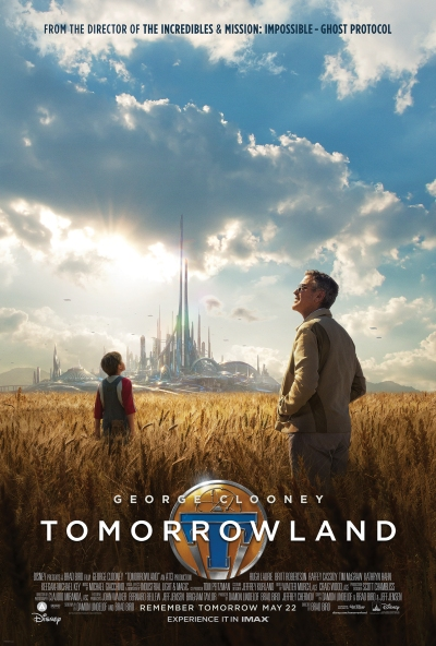 Tomorrowland Poster #1