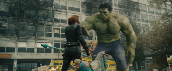 Avengers Age of Ultron Stills #12
