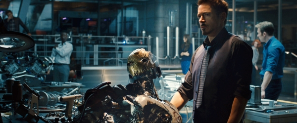 Avengers Age of Ultron Stills #2