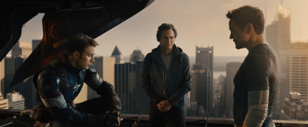 Avengers Age of Ultron Stills #3
