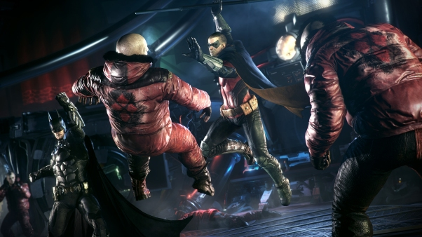 Batman Arkham Knight Image #1